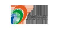 Logo of Digital India
