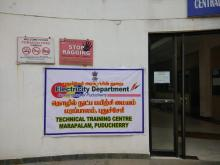 Image of Electricity Department, Technical Training centre, Marapalam
