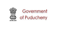 Logo of Government of puducherry
